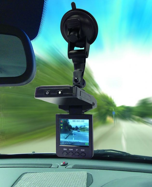 Streetwize Dash Camera HD In-Vehicle Video Journey Recorder - Grasshopper Leisure